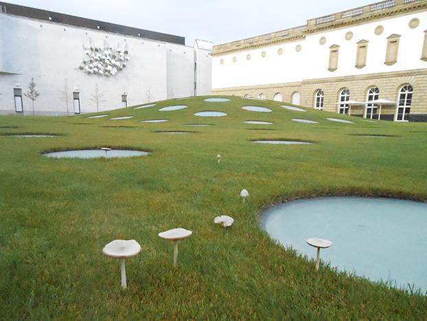 Leonard - SAD - mushrooms