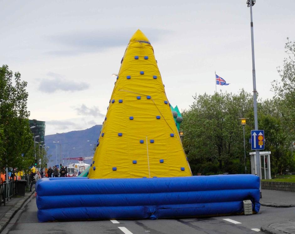 19inflatable, Reykjavik 2011