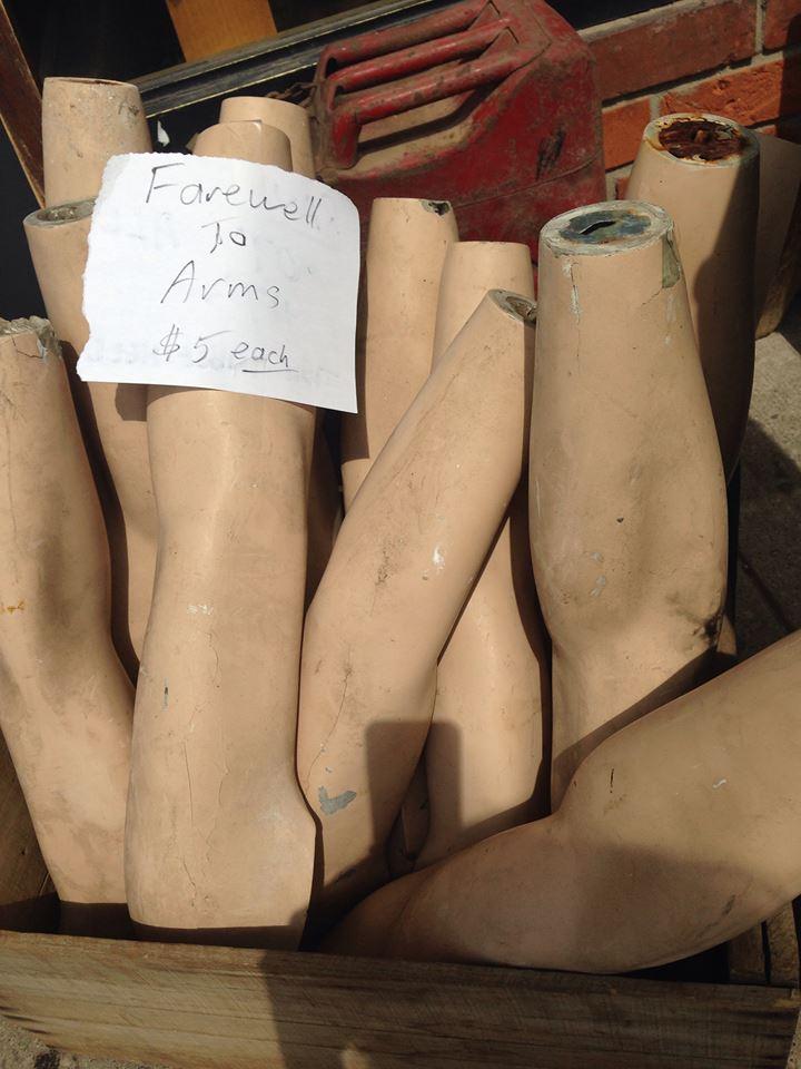 21_Jasmine reimer_Leg Sculpture